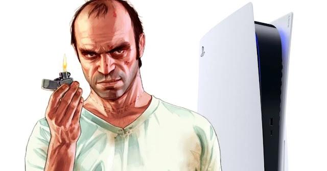 شاهد بالفيديو لعبة GTA 5 برسومات أجهزة PS5 و Xbox SX