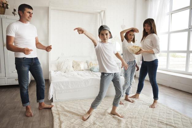 Afectos Bailados… Invita SC a ensayar una gran coreografía colectiva