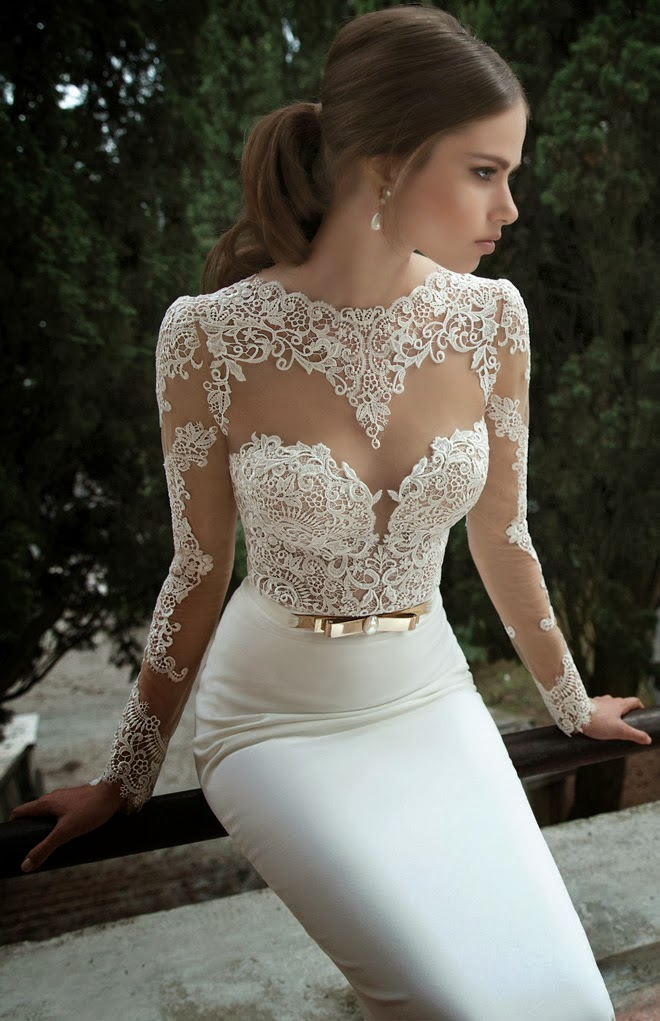 3a9b7cc5d13a Passion For Luxury   Berta Bridal Winter 2014 Collection - Part 1