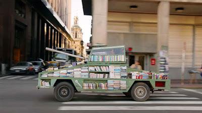 Daftar Perpustakaan Unik di Dunia