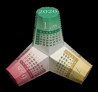 miniature;tetrapods;旺的;消波塊;年曆;handmade