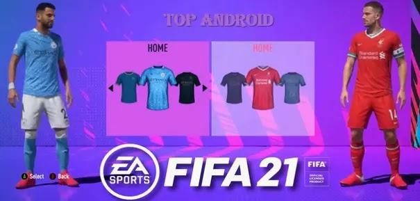 تحميل FIFA 14 MOD FIFA 21 باخر الانتقالات والاطقم | مود خرافي