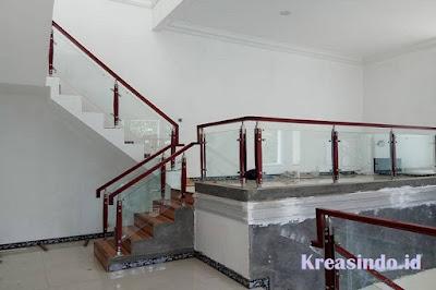 jasa railing kaca murah