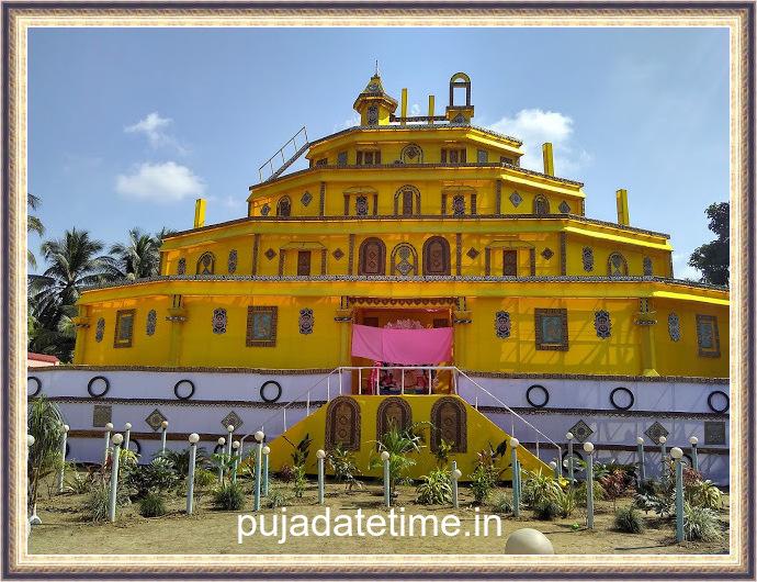 2016 famous kali puja pandel big and nice pandel live picture netaji sangha puja pandel 2016 altavistaventures Image collections