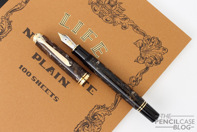 Pelikan Souverän M800 Renaissance special edition fountain pen review