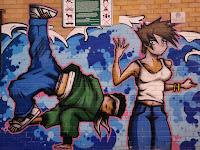 Miller Street Art