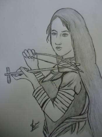 Rajasthani folk women singer