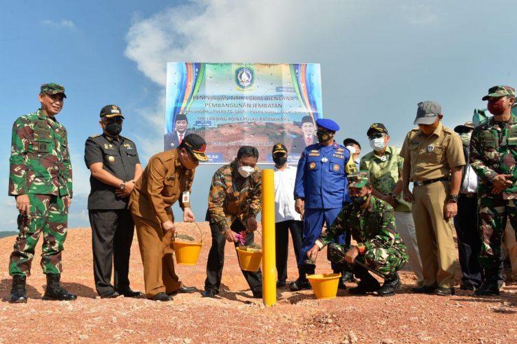 Pjs Gubernur Kepri Usulkan Jembatan Batam Bintan Diberi Nama Jembatan Kelana Jaya Putra
