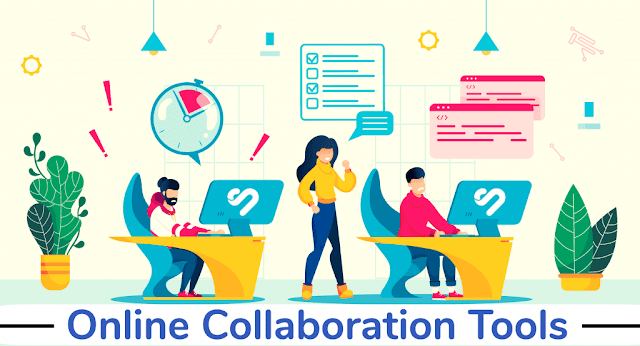 How online collaborative tools can help your business!