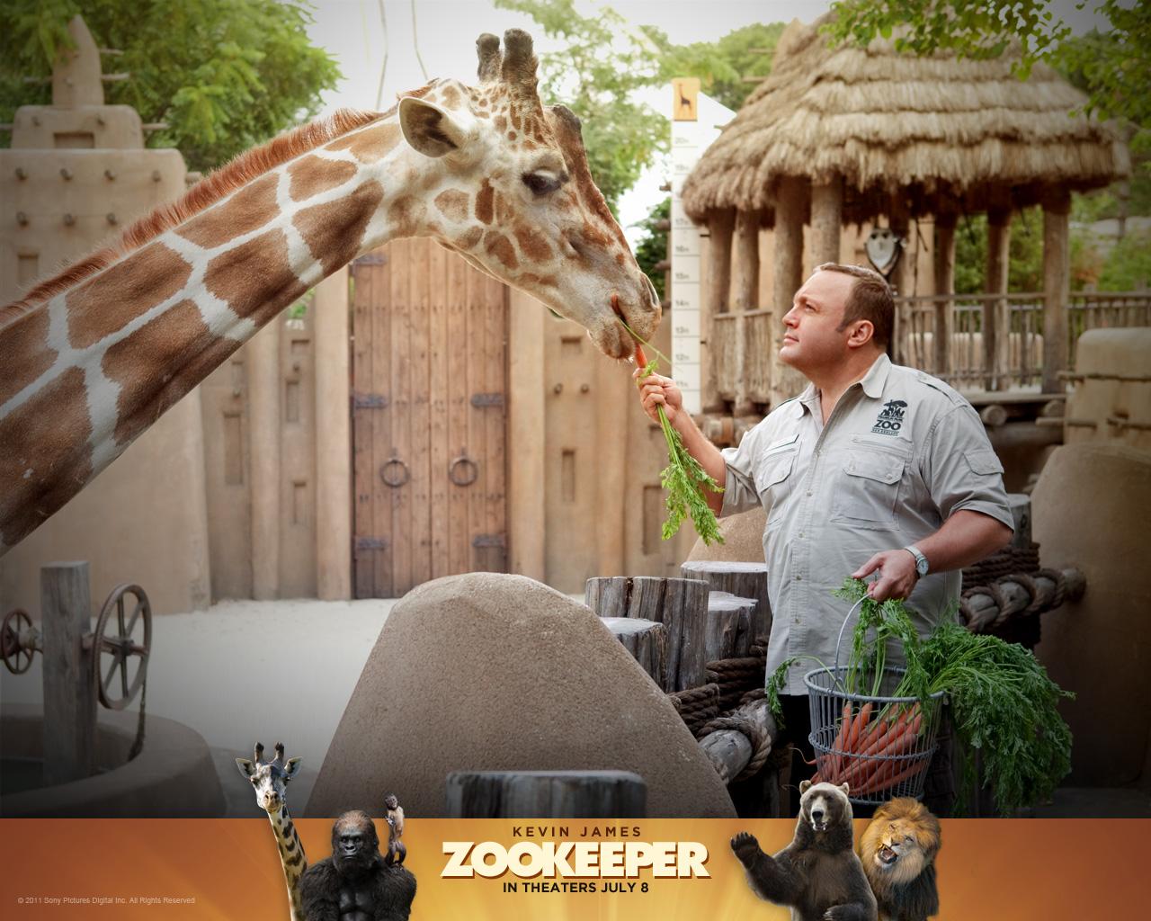 Zookeeper Movie Wallpaper 2011 | Cute Girls Celebrity ...