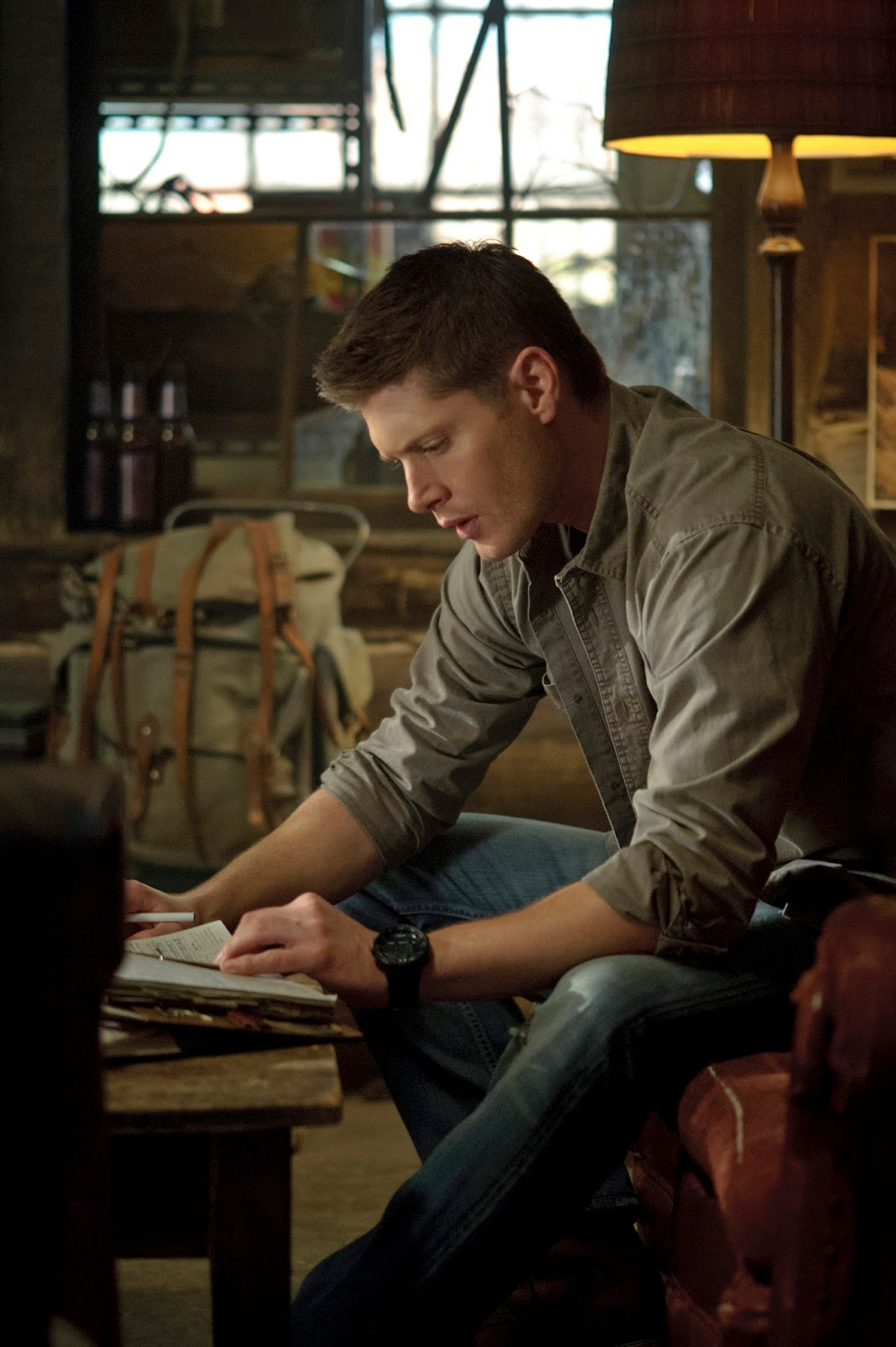 "Recap/review of Supernatural 7x17 ""The Born-Again Identity"""