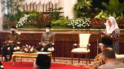 Jadi Tamu Istimewa, Buya Mahyeldi Diundang Acara Launching Gerakan Nasional Wakaf Uang di Istana Negara