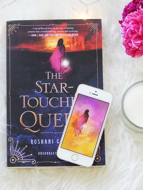 The Star Touched Queen No Spoiler Book Review | sprinkledpages