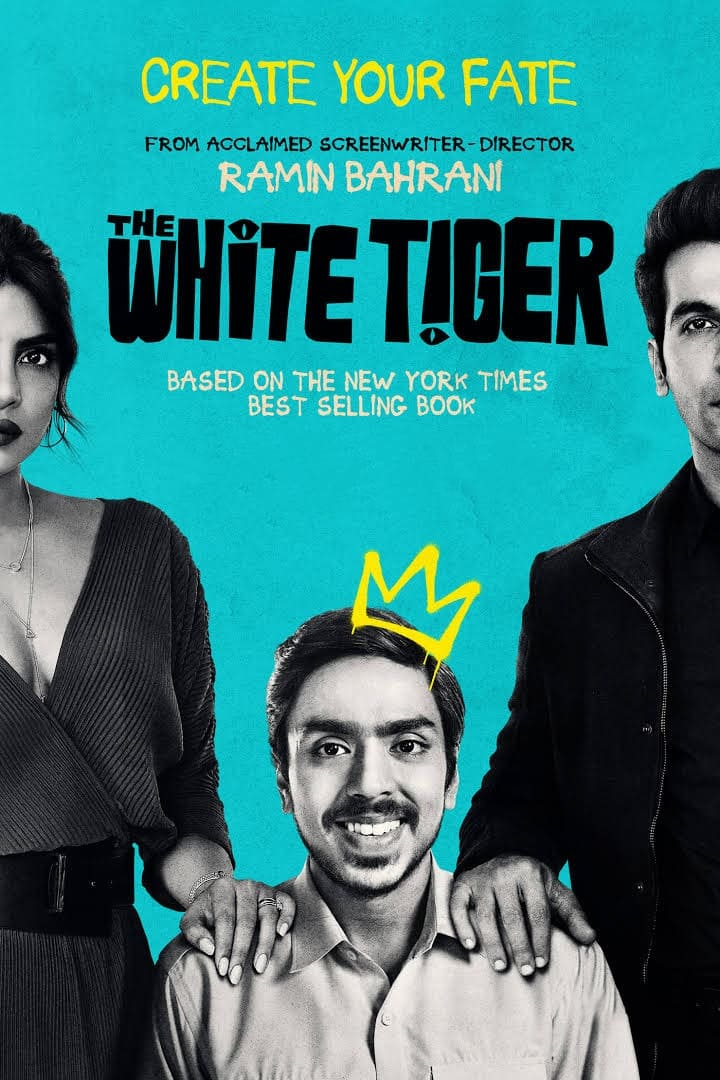 The White Tiger Movie Download Free