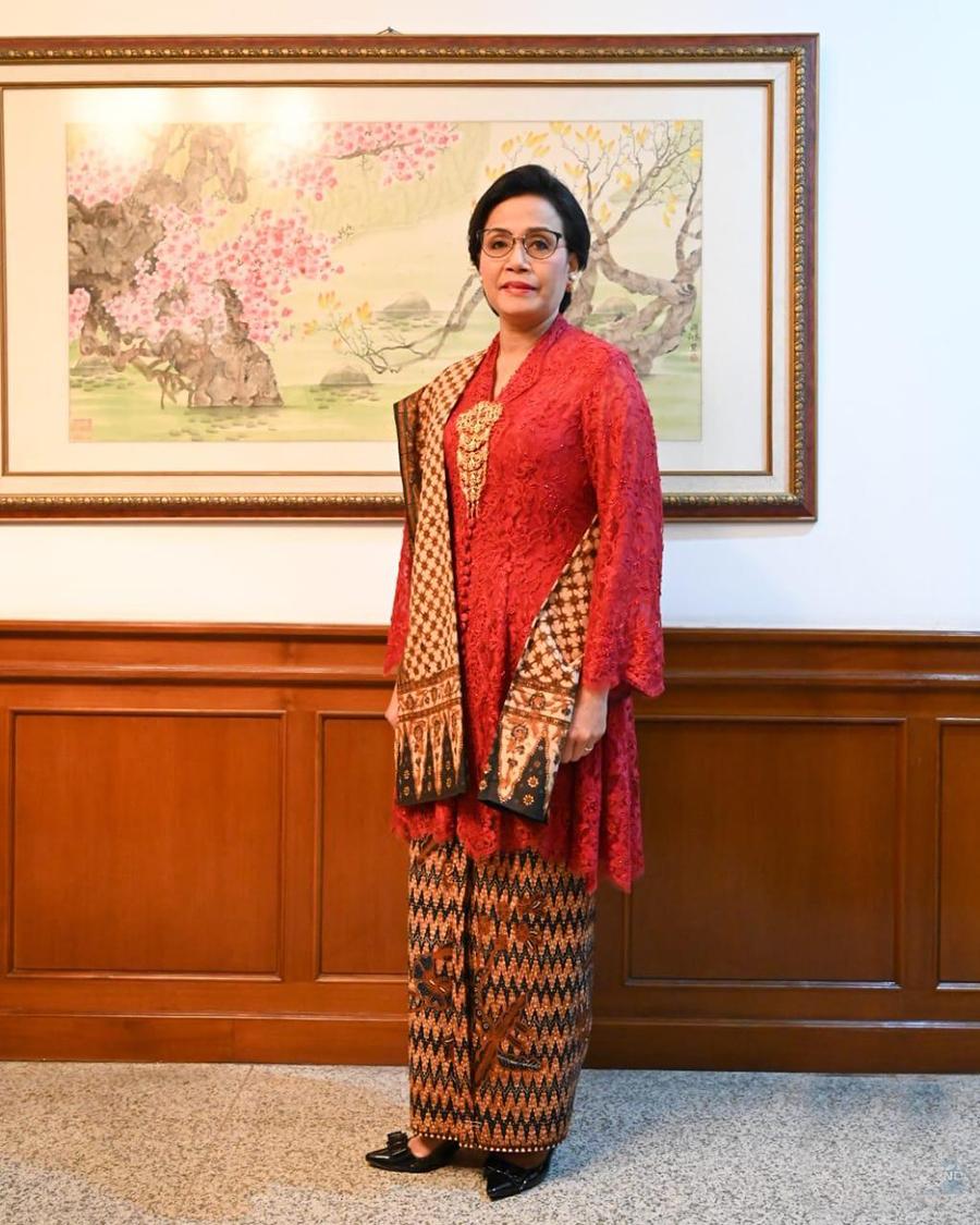 Menteri Keuangan Indonesia Sri Mulyani
