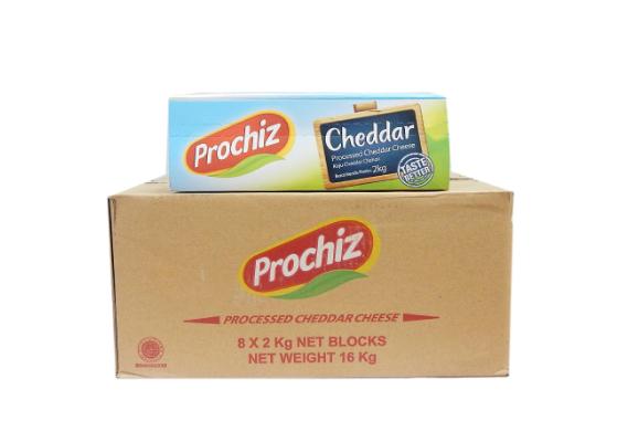 Daftar Harga Keju Cheddar Merek Prochiz