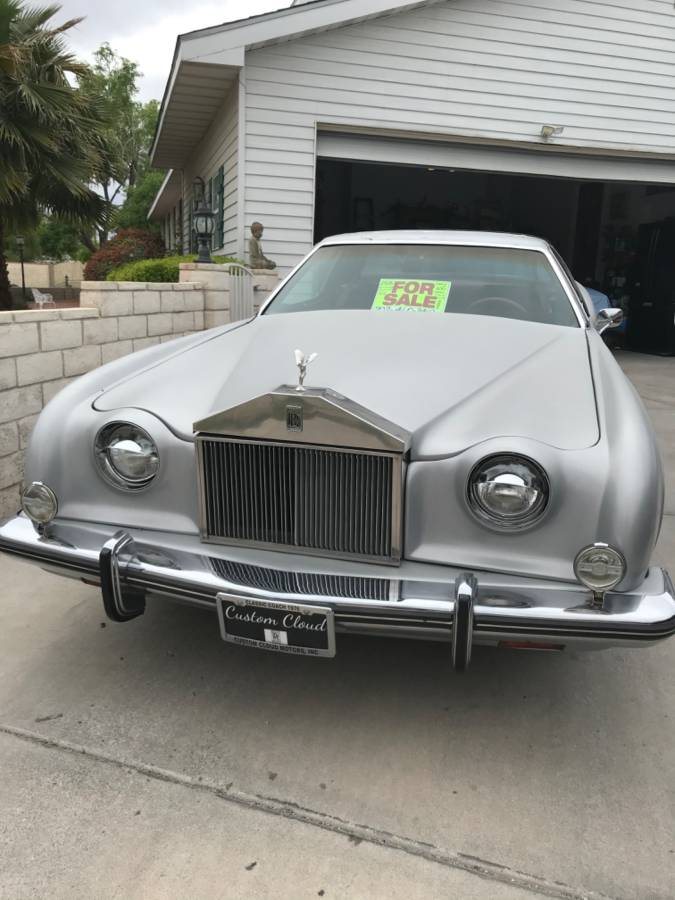 Not A Rolls: 1976 Chevrolet Monte Carlo Custom Cloud