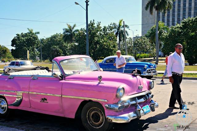 samochody stare hawana