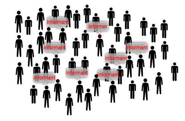 informer vs. informant, informer, informant