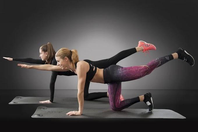 Programa fitness para usuarios avanzados en casa