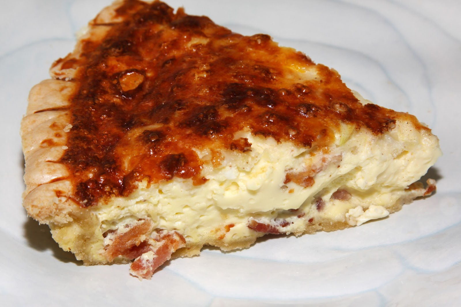 For The Love Of Food Easter Brunch Quiche Lorraine