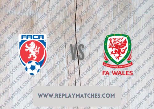 Czech Republic vs Wales Highlights 08 October 2021