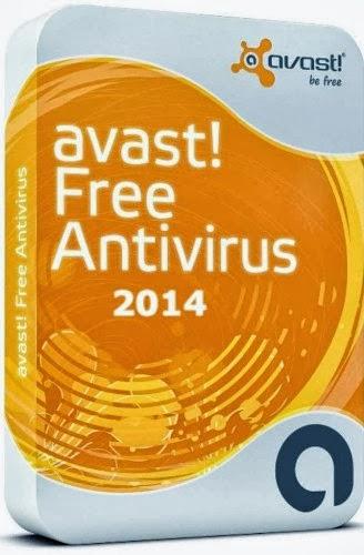 Baixe Avast! Free Antivirus 9 (2014) Final + Serial de Registro até 2095
