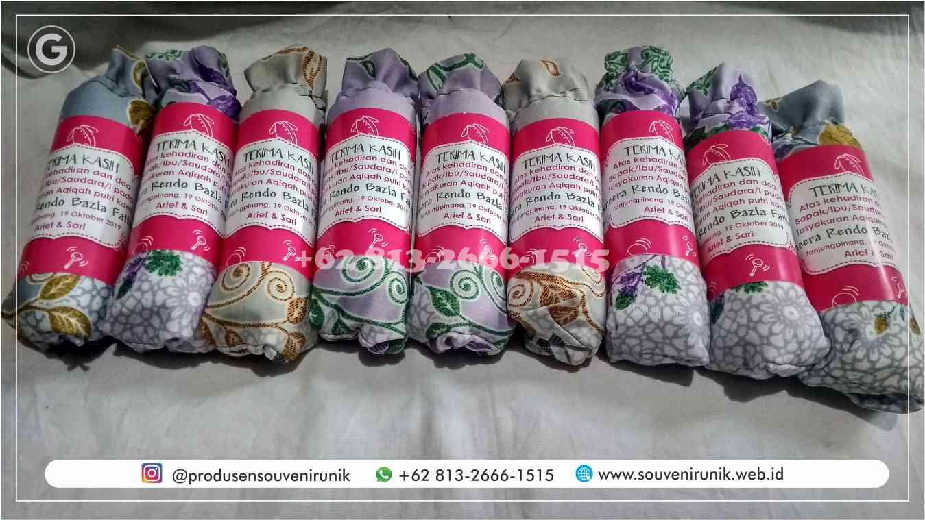 souvenir aqiqah murah jakarta, +62 813-2666-1515