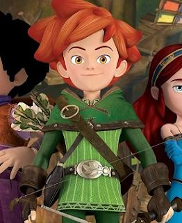 Robin Hood Nazbatii în Sherwood Mischief in Sherwood Desene Animate Online Dublate si Subtitrate in Limba Romana Boomerang