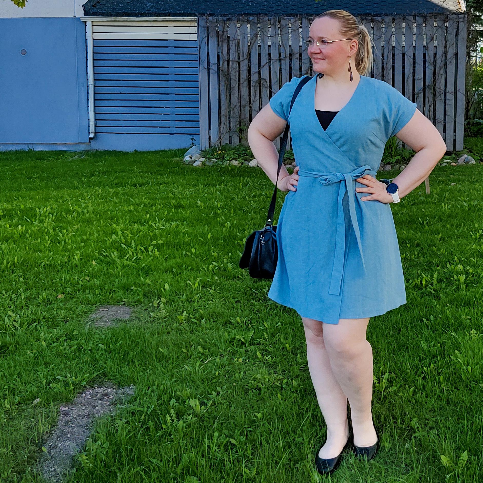 Kotimainen mekko