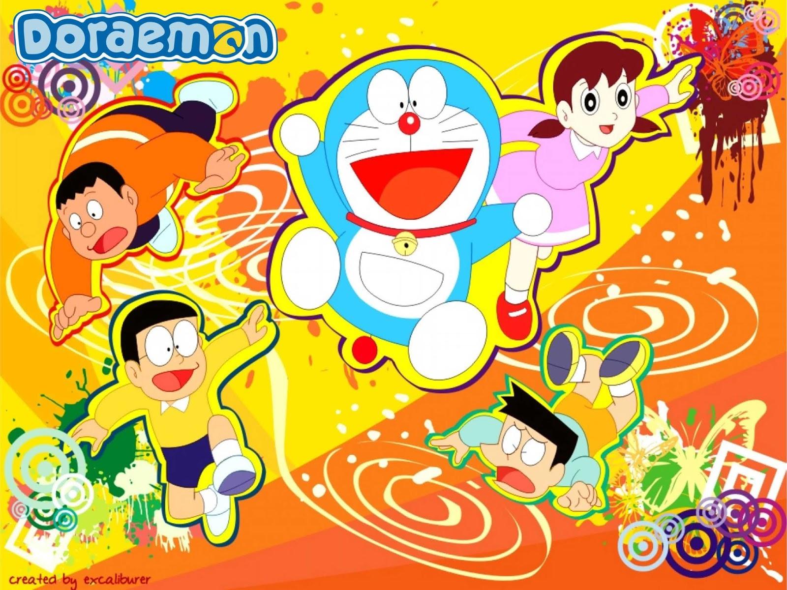 54 Gambar Kartun Doraemon Lucu Dan Imut Terbaru 2020 Gambar Lucu