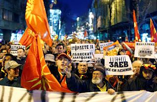 """Καμπάνια των Σλάβων στους κατοίκους της """"Μακεδονίας του Αιγαίου"""""""