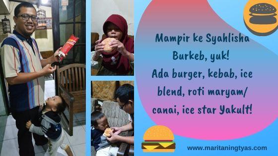 Syahlisha Burkeb Mandasia III/ 363 sedia berbagai menu