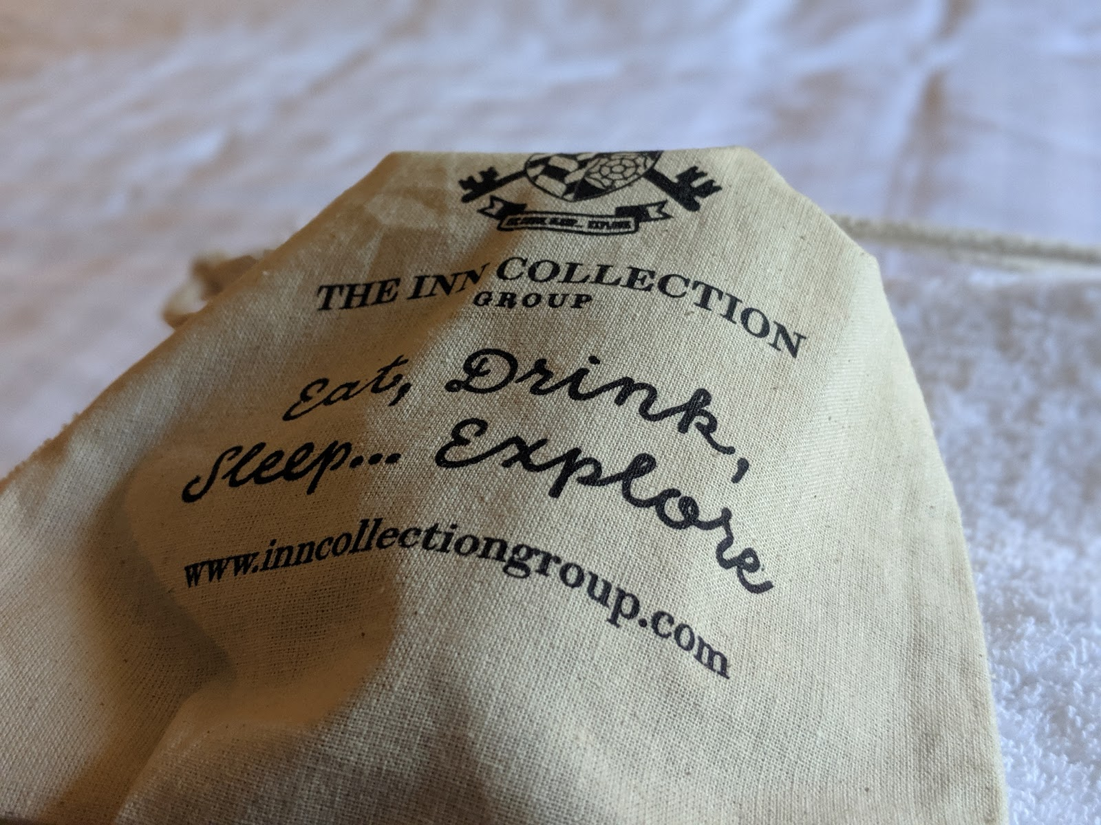 A Weekend Exploring Seaham Beach & Durham's Heritage Coast - Seaton Lane Inn eye mask