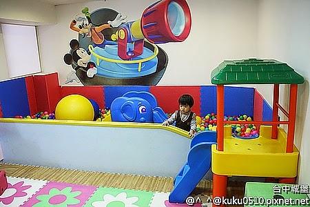 台中城堡樂園