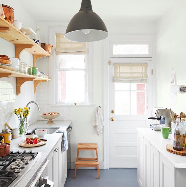 Desain Dapur Sederhana Modern Terbaru