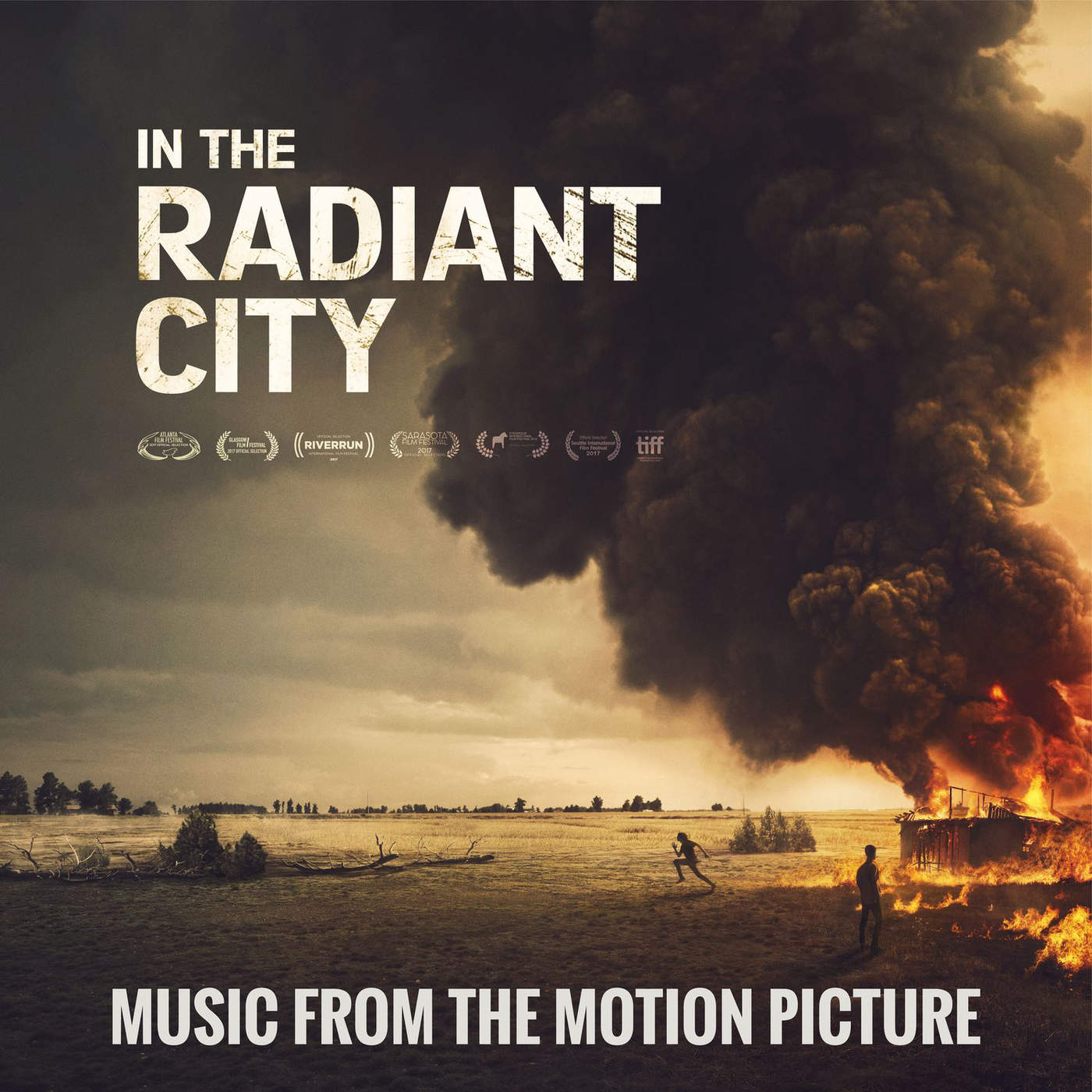 Various Artists - In the Radiant City (Music from the Motion Picture) - EP