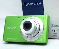 Kamera Digital Bekas Sony DSC-W610