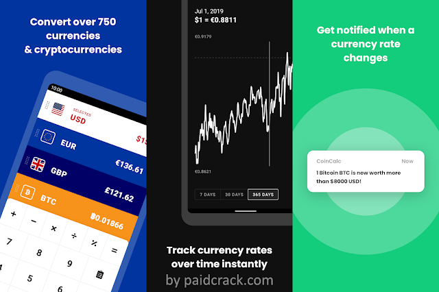 CoinCalc Pro Apk 16.9 Currency Converter [Latest Version]