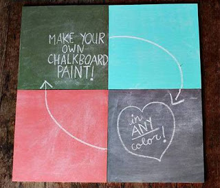 Cara Membuat Kerajinan Tangan Yang Mudah Dari Kayu, Membuat Papan Tulis Warna-warni 5