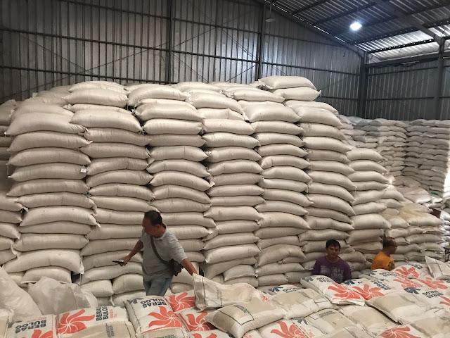 Ini bantahan dari Bulog terkait beras tak layak konsumsi di Lahat