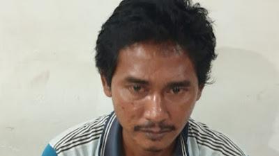 Dengar Bisikan Gaib, Pria di Deliserdang Bunuh Adik Kandung Pakai Cangkul