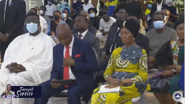 Pastor Adeboye's son, Dare Adeboye has been laid to rest (Photos)