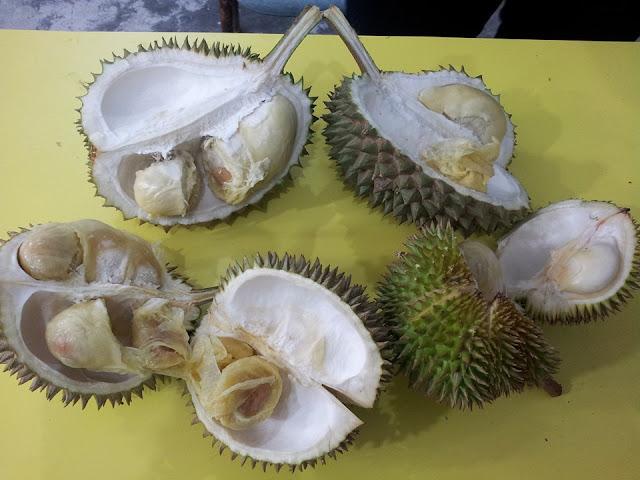 Kuliner durian bintan