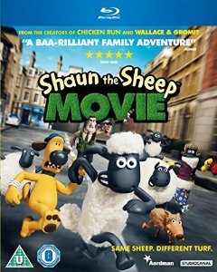 Shaun the Sheep Movie 2015 Daul Audio BRRip 480p 140Mb ESub HEVC x265