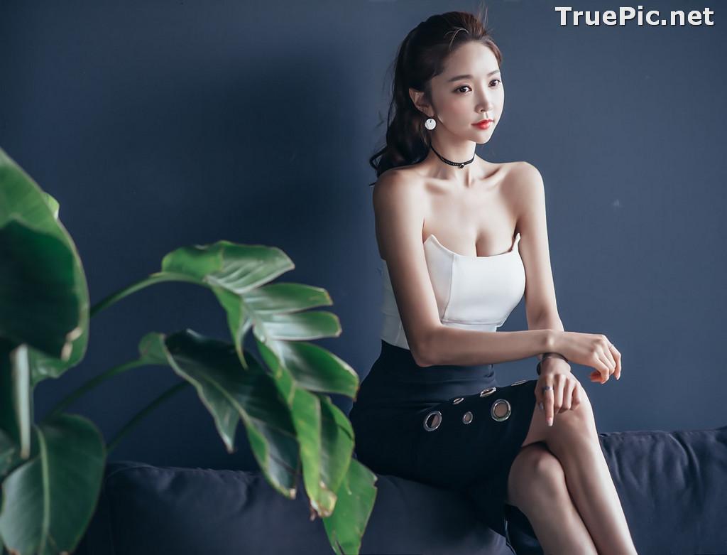 Image Korean Beautiful Model – Park Soo Yeon – Fashion Photography #3 - TruePic.net - Picture-3