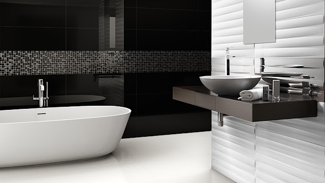 Tiles design images of Nordic series - Unique sense of spaces