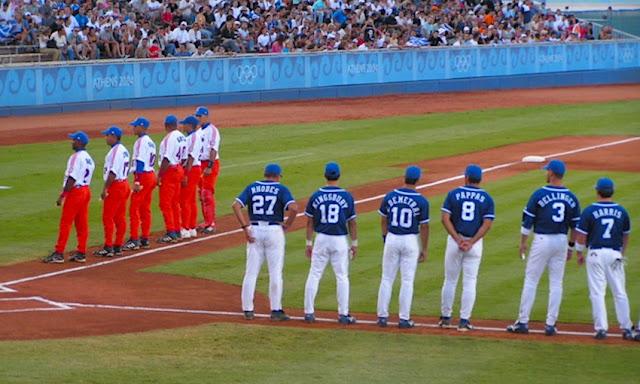 Como funciona o beisebol na Olimpíada