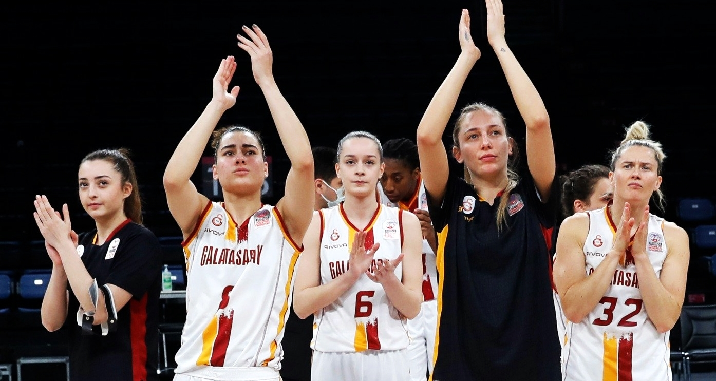 KBSL   Galatasaray, Steinberga ile Nesibe Aydın'ı devirdi!