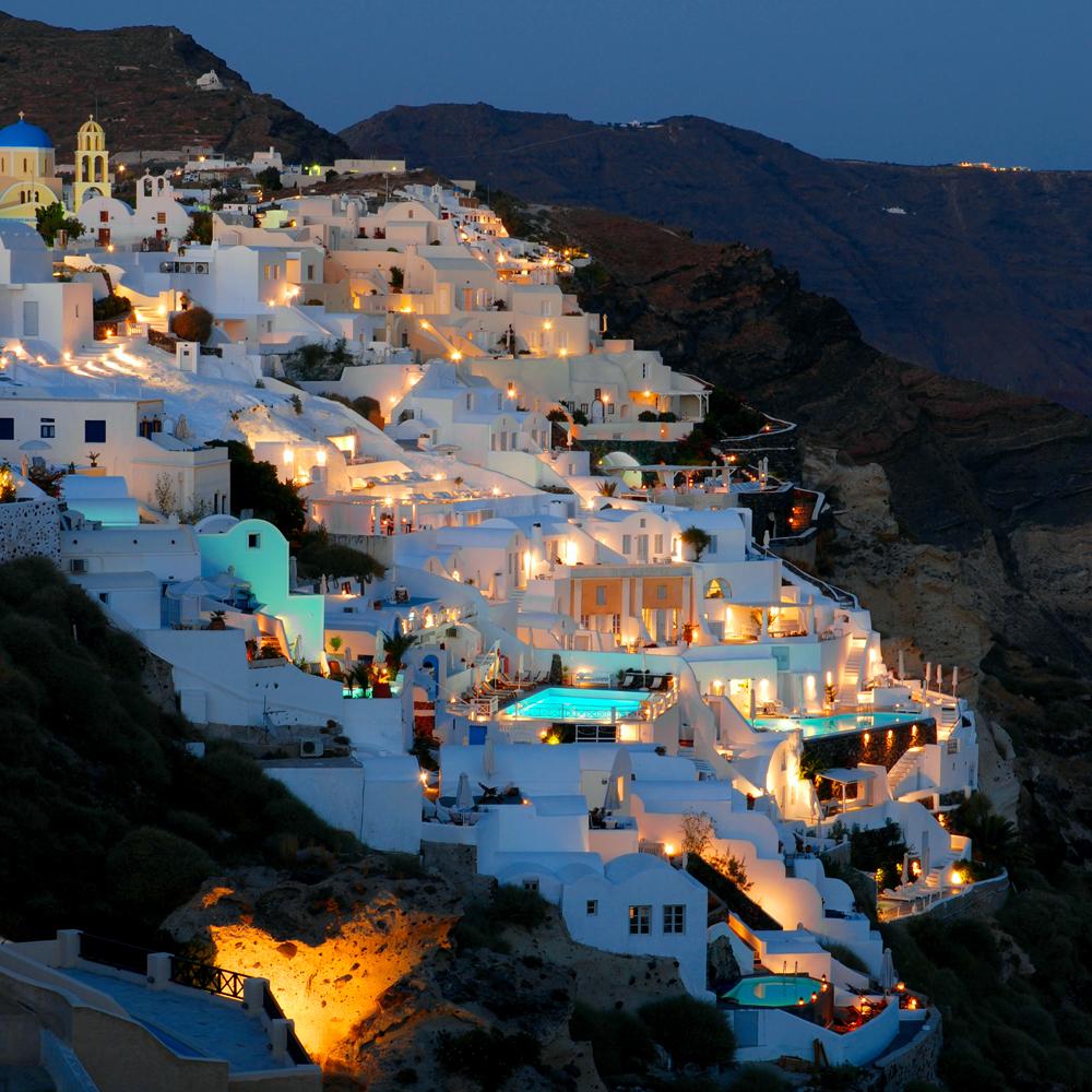 Places To Visit: Travel Guide: Santorini